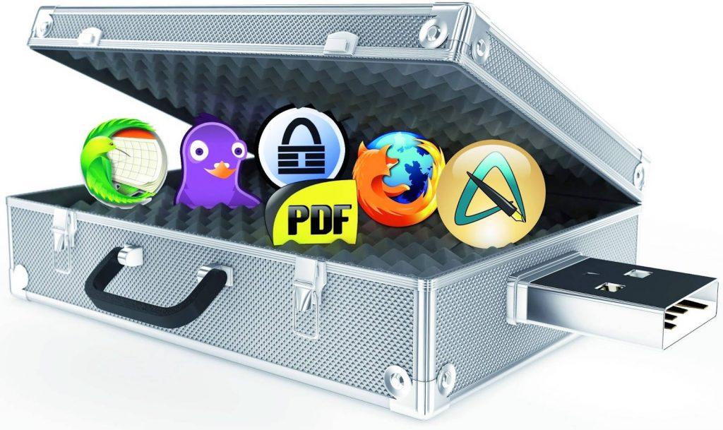 Crear programas portables