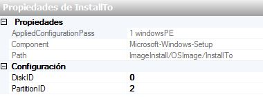 Instalación desatendida windows paso 19