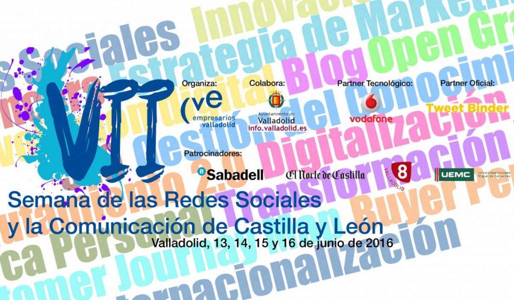 VII Semana de las Redes Sociales Cyl