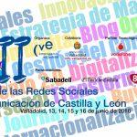 VII Semana de las Redes Sociales Castilla y León