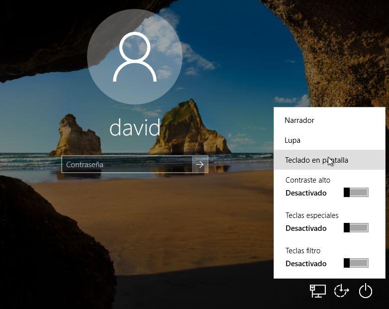 Entrar en Windows 10 sin contraseña