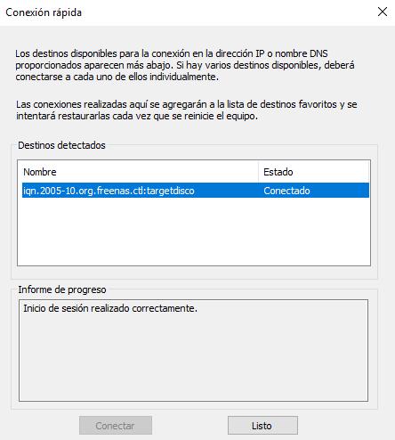 Nas Dhcp Windows server 2016