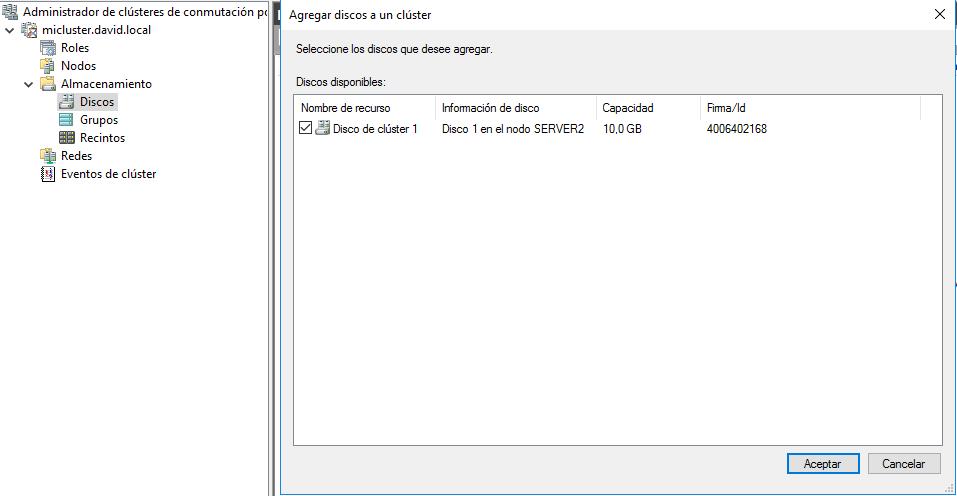Dhcp Windows server 2016