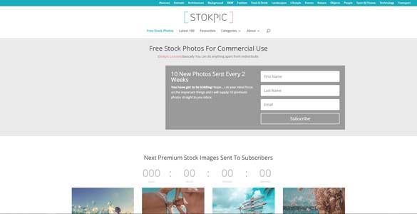 mejores bancos de imagenes gratis