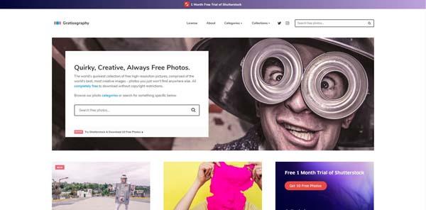 bancos de imagenes gratis de alta calidad
